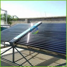 2016 Green Energy Heat Pipe Vacuum Tubes Solar Collector Manufacturer Super Heat Pipe Flat Plate Solar Collector Prices