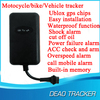Low price motocycle car gps tracker gt003 with Ublox gps chips