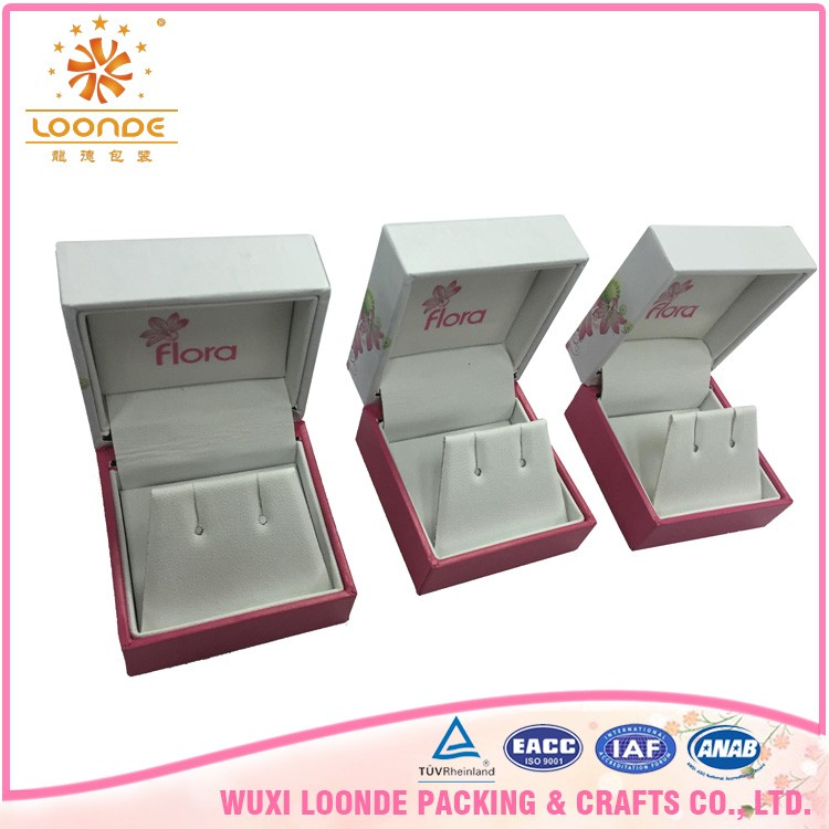 Custom paper jewellery box cheap jewellery packaging paper box