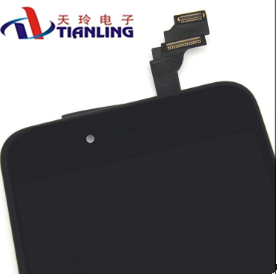 Hot selling lcd touch screen display for iphone4g/4s/5g/5s/6g/6p