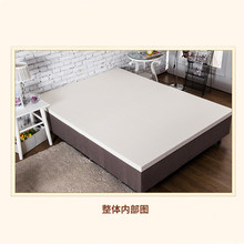 Long Llife Elegant Cover Foam Natural Latex Mattress