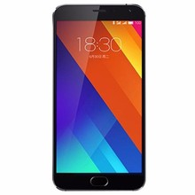 MEIZU MX5 5.5 inch Capacitive Screen Flyme 4.5 Smart Phone, Helio X10 Turbo Octa Core 2.2GHz, ROM: 16GB, RAM: 3GB, Support GPS,