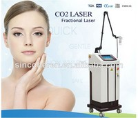Top selling! remove scar acne fractional co2 laser resurfacing machine