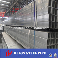 pre galvanized steel tube manufacturer met client's various requirements