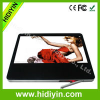 23.6 inch new model Sex lcd bus video wll mounted advertising player
