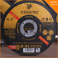 "T41 4.5"" inch Metal abrasive cut off wheel for portable machine Cutting Discs abrasive disc for matel"