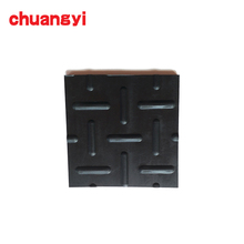 Factory price abrasive resistant Anti-slip gym rubber flooring for sale