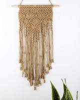 Boho Home Decor Woven Wall Art Macrame Wall Hanging
