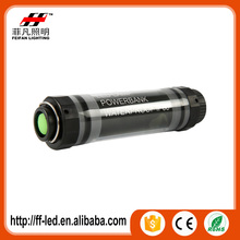 JH-A3 China Supllier Diving IP68 Mini LED fishing Light Torch With Power Bank
