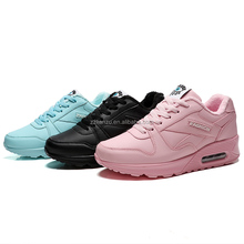 Newest breathable sports shoes women casul sport shoes flame