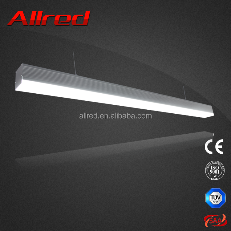 42W LED linear light office pandant light