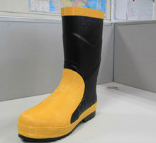 durable safety coal mining boot