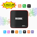 Hot selling new model 2GB 16 GB 1GB 8GB Android tv approved GTVS android 7.1 tv box smart media player 4K android tv box