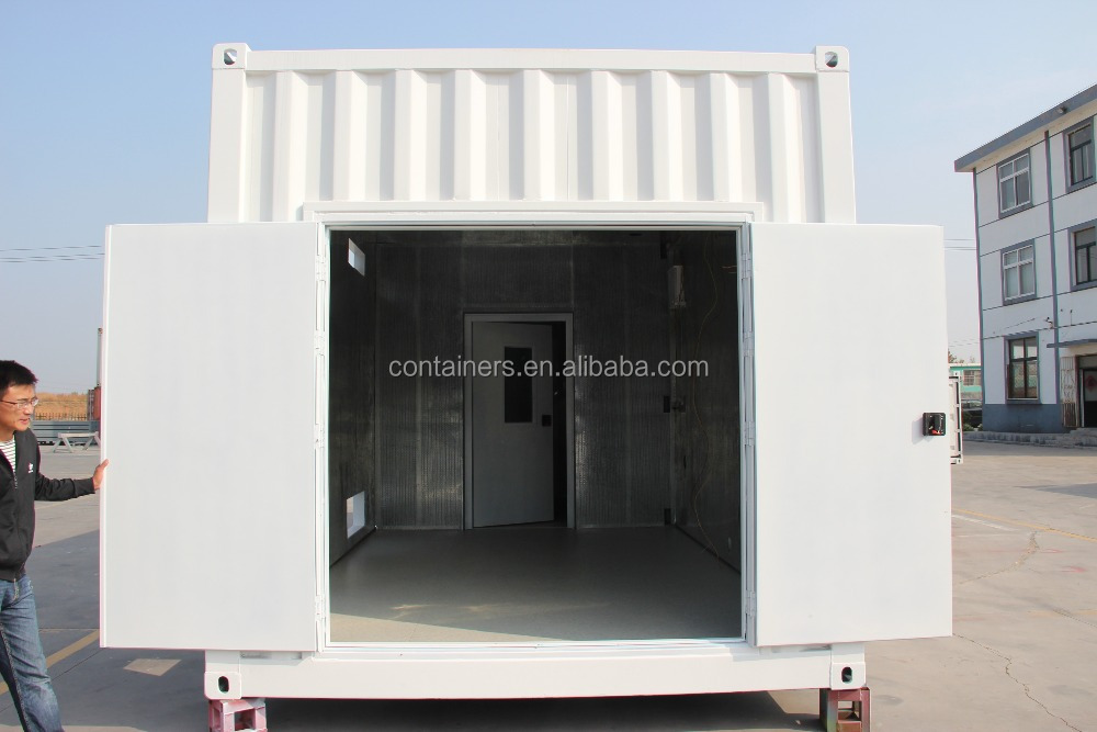 20ft electrical container equipment container