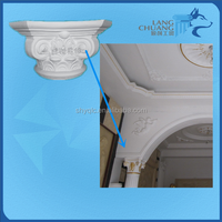 Classic Durable Pillar Head With Low Price In China Roman Capital