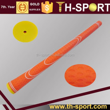 shockproof TPO lighter orange TPO Golf Grips