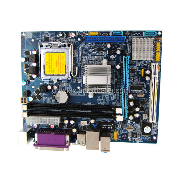 For ddr2 800 gm965 chips atx lga775 motherboard