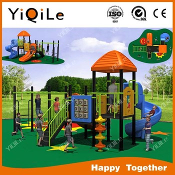 Hottest design children slide toys amusement park sale