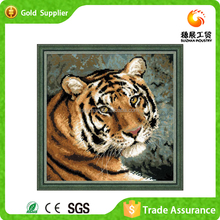 Wall Art 5D DIY Diamond Painting Siberian Tiger Embroidery Painting by Numbers