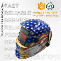 Buy auto-darkening welding helmet /welding mask/spider man mask ...