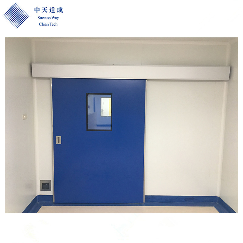 CE Certificated Airtight Sliding Operating Room <strong>Door</strong>