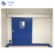 CE Certificated Airtight Sliding Operating Room Door