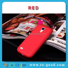2015 New Product Cheap Cell Phone Cases For Samsung Galaxy S4 Mini I9190 (Red)