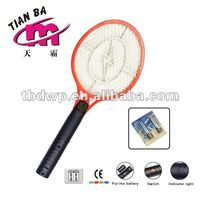 TB F-4 mosquito racket 2 AA battery with 3-layer net