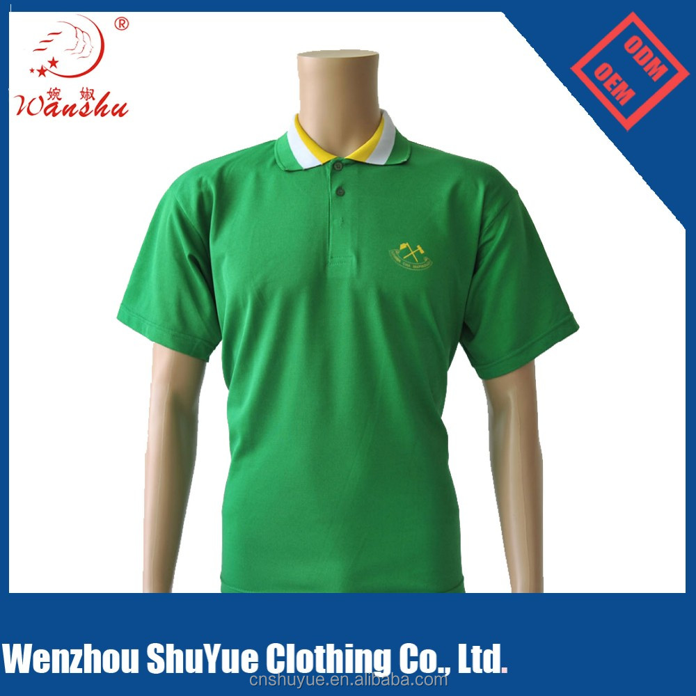 polyester customized political election tshirts for your own logo