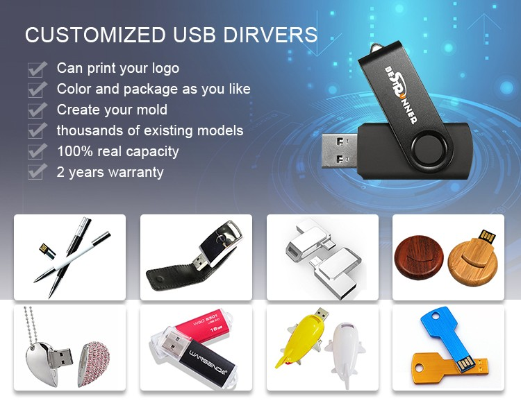 Store your pictures videos and songs any kind of data precio pendrive en china