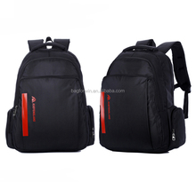 Fashion outdoor sport student backpack with laptop compartment