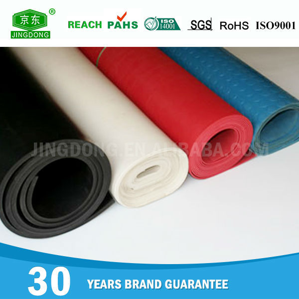 Play Ground fire proof rubber sheet
