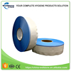 Comfortable disposable baby adult diaper with two side pp tape