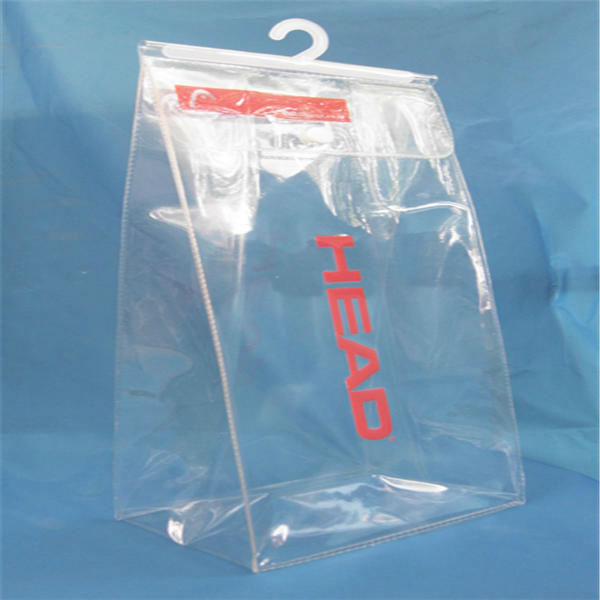 Thickness 0.1mm pvc bags packaging