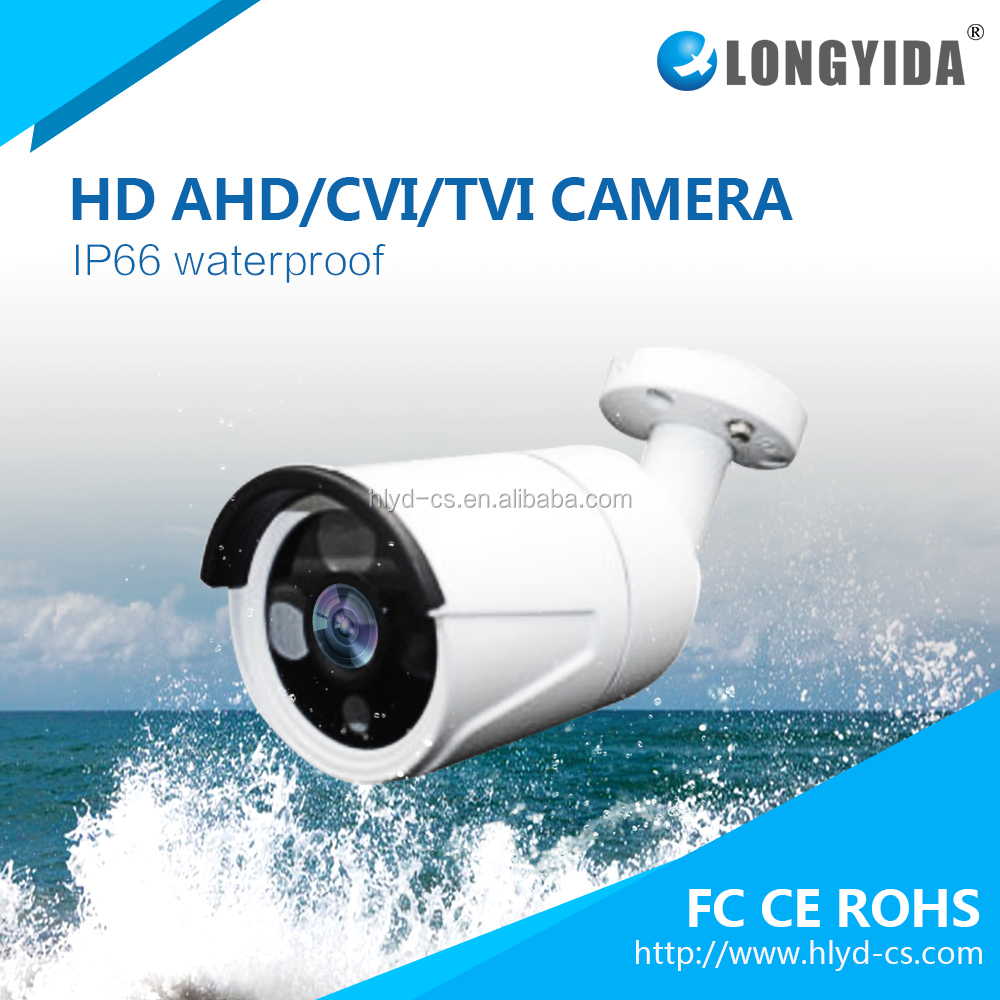 Security Camera 720p AHD Camera CCTV Weatherproof HD 4in1 Camera OEM