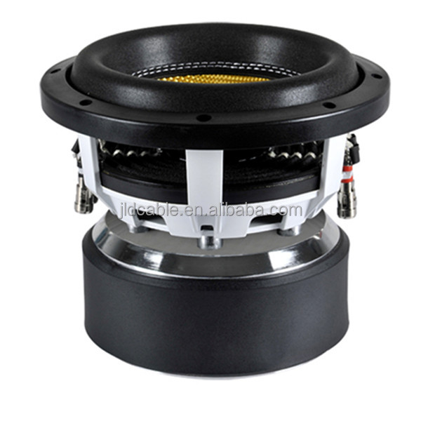 China 16years OEM comapny most popular with Double magents car audio subwoofer 8inch 500W--1000W RMS