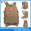 Outdoor travel canvas camping backpack military tactical hiking backpack for men