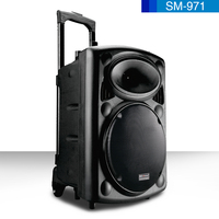 OEM portable TF card multimedia speaker made in china