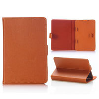 Litchi Texture Flip PU Leather Universal Case for 9 Inch Tablet PC