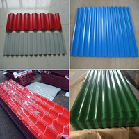 Best Quality 28 gauge corrugated steel roofing sheet