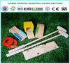 wooden indoor mini golf for family game and kids gift