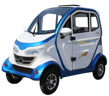 chineses new automobile 4 wheels cheap electric cars for sale made in china