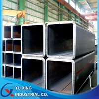 hot finished strcutural hollow section of non-alloy and fine grain steel tubes