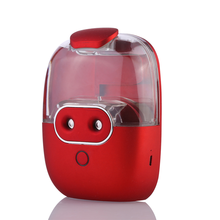 Shenzhen New Design Double-headed Pig Shape Battery Operated Mini Cool Mist Humidifier Car