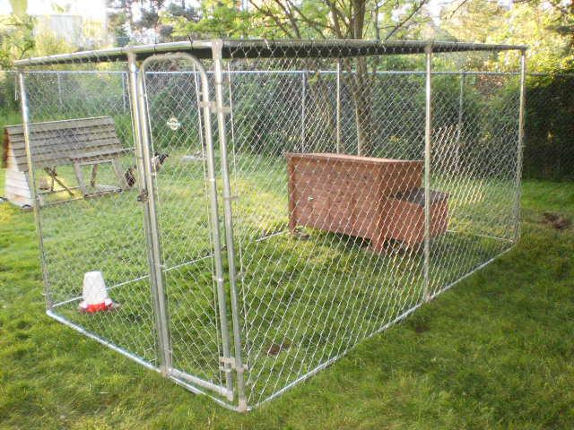 Large Outdoor Iron Fence Dog Kennel Wholesale Buy Dog