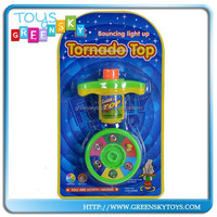 spinning tops launcher bounce spin top