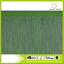 Green Fringe Door Window Curtain Party Decoration