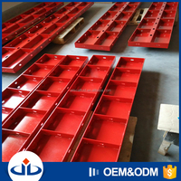 Duarble Construction Formwork Materials With Steel