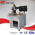 Low price fiber laser marking cutting engraving machine for micro sd card mobile watch phones