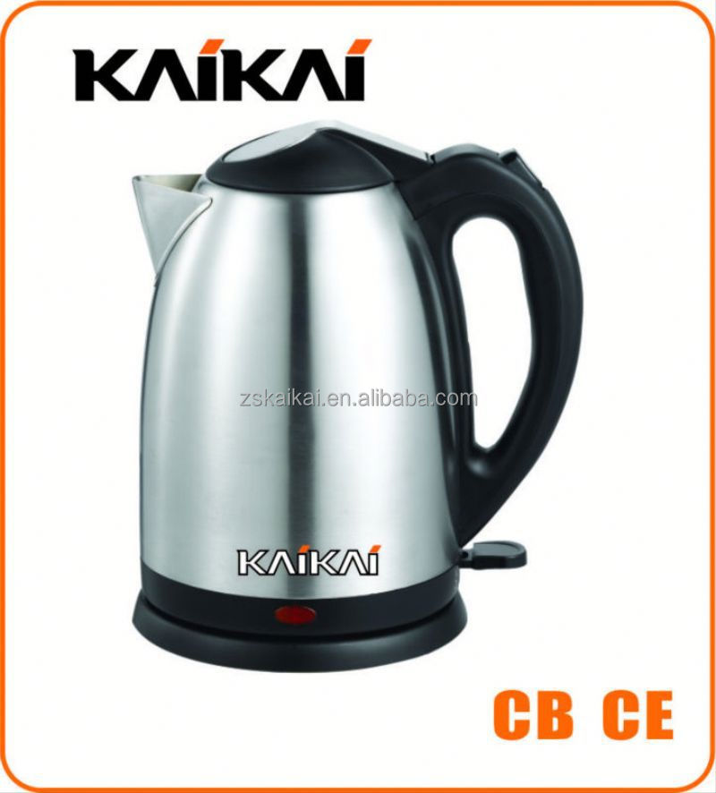 High efficiency 1.8L energy saving electric kettle